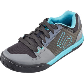 Five Ten Freerider Contact - Chaussures - gris/turquoise